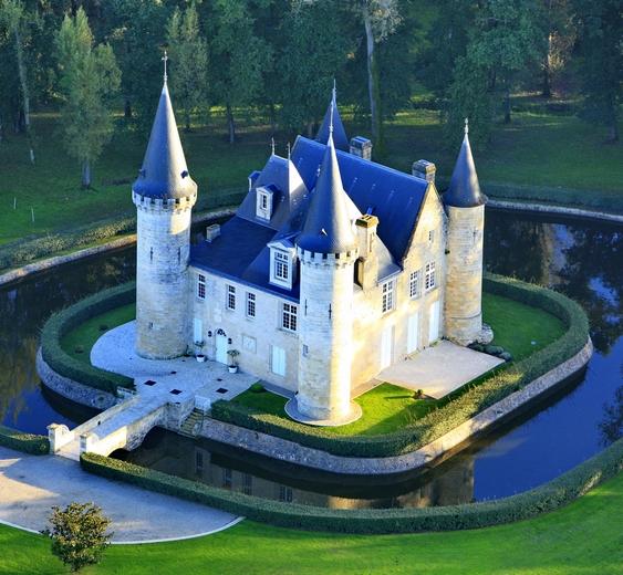 Souvent La route des châteaux - Union touristique du Médoc LC27